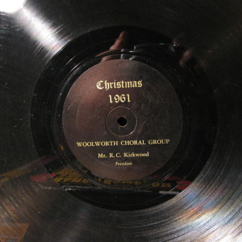 Woolworth -- Something different in LPs