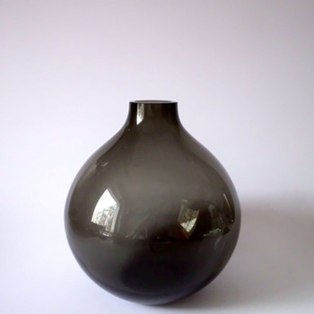 Drop Vase by Klaus Breit for Wiesenthalhuette - Art Glass