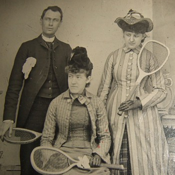 Tennis Anyone? - Photographs