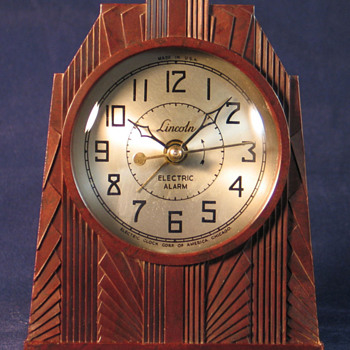 Lincoln Electric Alarm  - Clocks