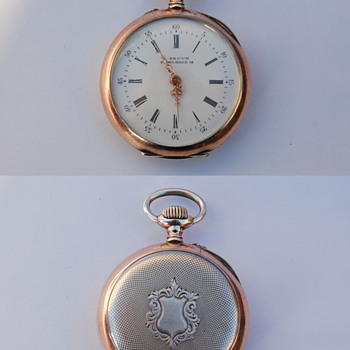 Pocket Watch- Danish maybe  ?
