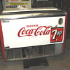Vintage Coca Cola Chest Cooler 1-21389
