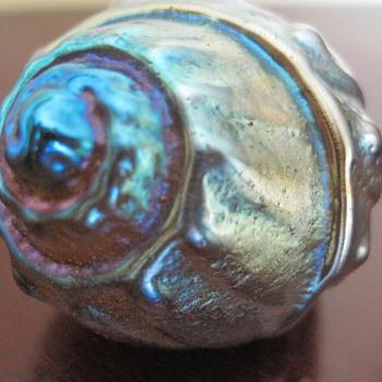 Robert Held Paperweight - Art Glass