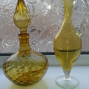 Decanter ? - Bottles
