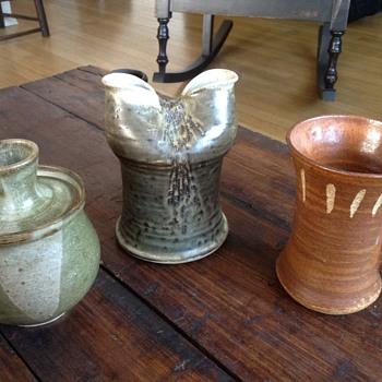 Finding BL (BJL? BTL? Betty?  Beth?) - Pottery