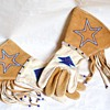 Dating western/rodeo wear beaded gauntlets