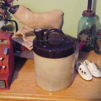 unusual jug need information