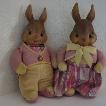 Who are these bunnies?