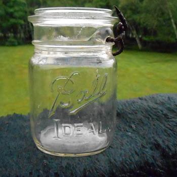 Vintage Ball Ideal Mason Jar