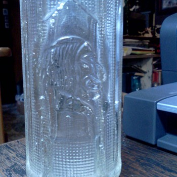 Big Chief bottle - Bottles