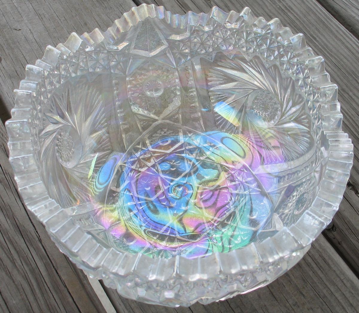 Collectors Weekly Cut Glass