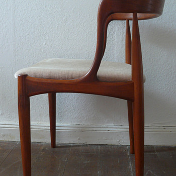 Johannes Andersen teak chairs - Furniture