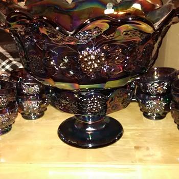 My Favorite Carnival Glass