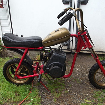 Bird Minibike. - Motorcycles