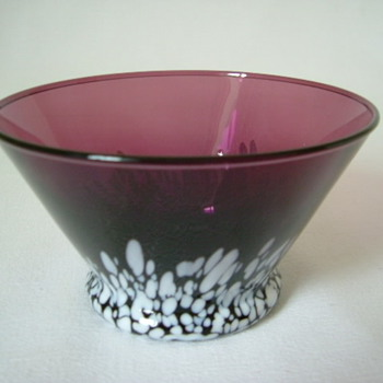 Small Chribska Bowl