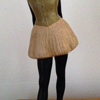 FRED PRESS MID-CENTURY BALLERINA SCULPTURE????
