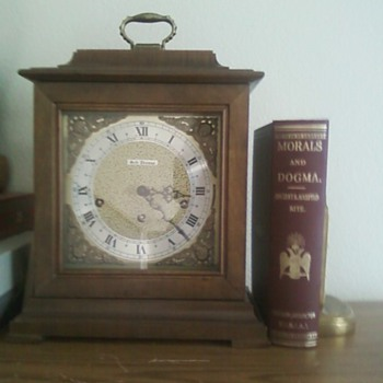 My grandparents' mantel clock. - Clocks
