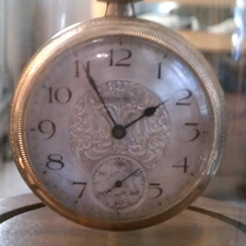 My South Bend watch.  - Pocket Watches