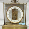 Junghans Art Deco 7 Jewel German ATO Anticlimatic Carriage clock, 1940's