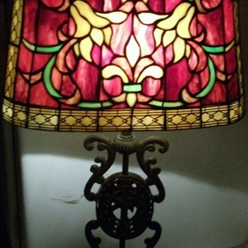 maybe a tiffany lamp not sure - Lamps