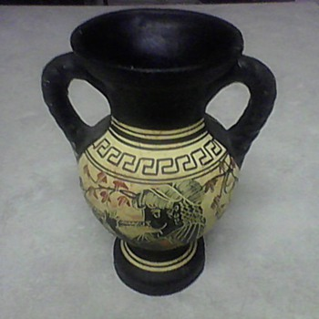 B. GERODARAS VASE