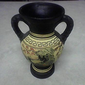 B. GERODARAS VASE - Art Pottery