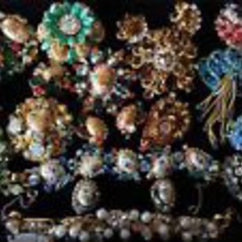 My Favorite Costume Jewelry Designers - Costume Jewelry