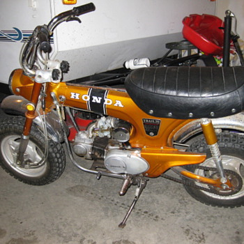 Honda ct70 - Motorcycles