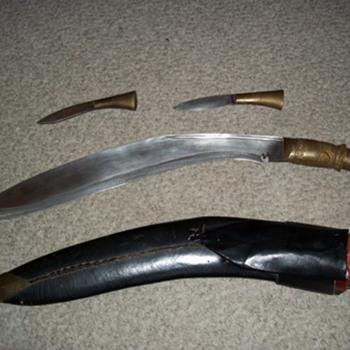 Sword - Asian