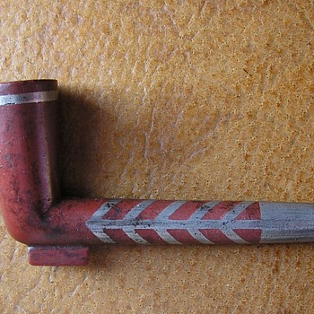 1880s SIOUX / CHEYENNE PIPE