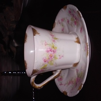 Theodore Haviland cup and saucer - China and Dinnerware