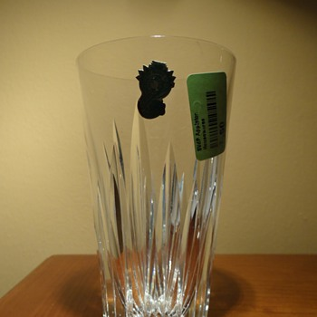 VINTAGE WATERFORD GLASS LIMITED - REPUBLIC OF IRELAND - Glassware