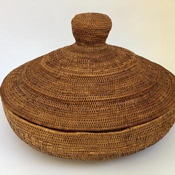 My favorite basket - Native American