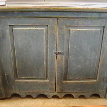 Late 1800's Sideboard