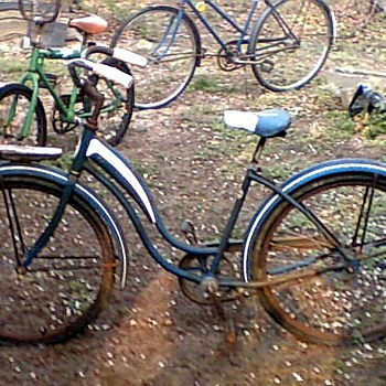 Old Bikes  - Outdoor Sports