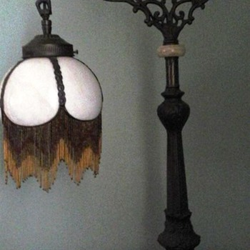 old lamp?  - Lamps