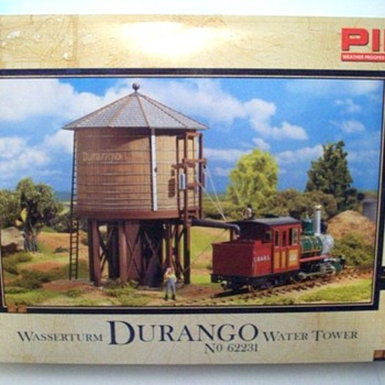 "PIKO WASSERTUN ""DURANGO"" WATER TOWER"