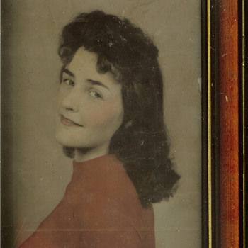 1967 Photo of my Mother