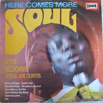 Soul &amp; R&amp;B LP&#039;s: Otis~Gladys &amp; Aretha - Records