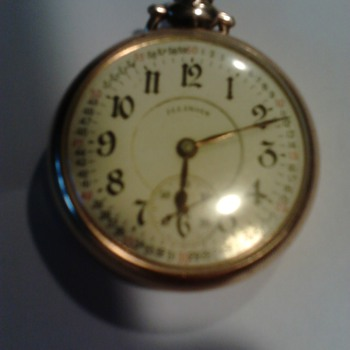 Illinois watch - Pocket Watches