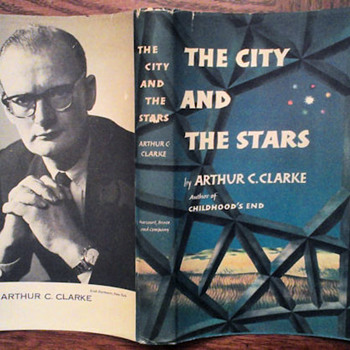 The City And The Stars - Books