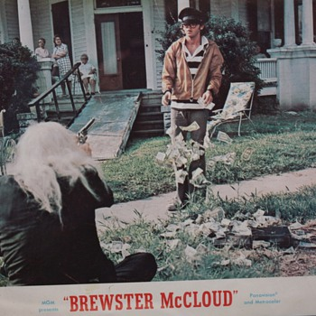 &quot;Brewster McCloud&quot; Lobby Card