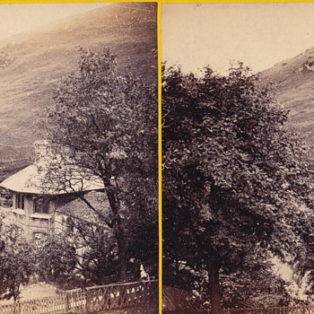 Malvern - View at St Anns Well - Photographs