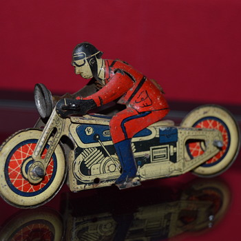 SFA motorcycle - Toys