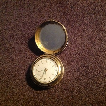 Trinket clock? - Clocks