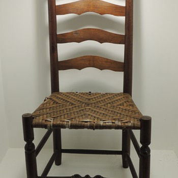Pennsylvania Four-Ladderback Chair