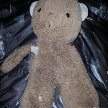 Where is my teddy from?