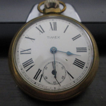 Timex Pocket Watch