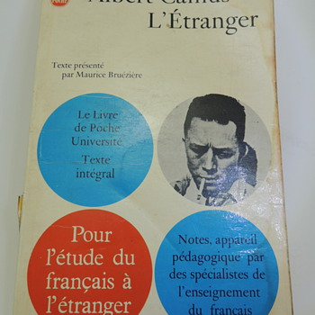 Can anyone help with this version of THE STRANGER - Books