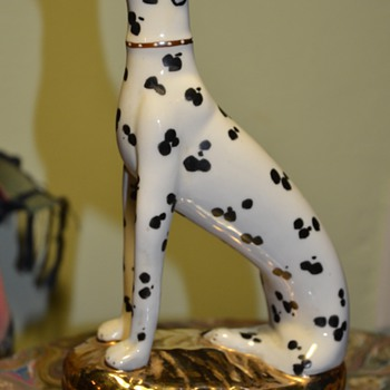 Dalmatian Dog from Goodwill